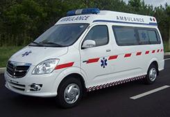 120急救车行业方案