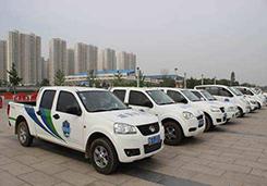 执法车辆GPS管理方案
